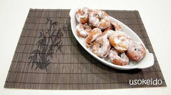 Roscas de anís - www.usokeido.com